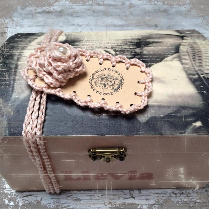 houten foto doosjes ingepakt